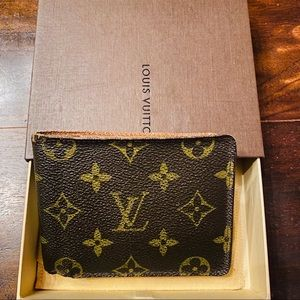 VUC Louis Vuitton Multiple Wallet Monogram